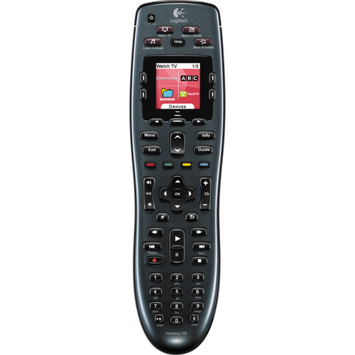 Harmony/Logitech Harmony 700 Advanced Universal Remote
