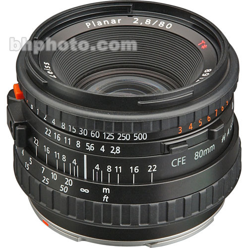 Hasselblad 80mm f/2.8 CFE Lens