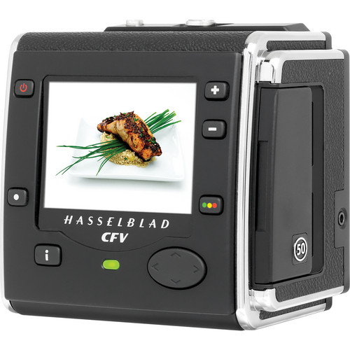 Hasselblad CFV-50 Digital Back (50 MP)