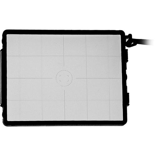 Hasselblad Focusing Screen Acute-Matte D HS-Grid w/ Central Marking