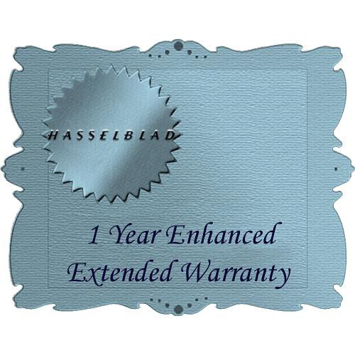 """Hasselblad One (1) Year  Extended """"Enhanced""""  Warranty for the CF132/CF22 Backs"""