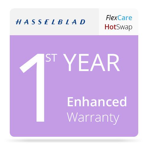 Hasselblad FlexCare Enhanced 1st Year Warranty