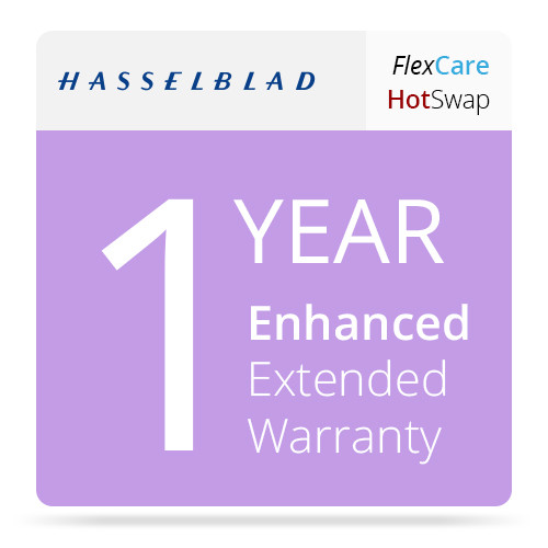 Hasselblad FlexCare Enhanced & Extended Warranty for H4D