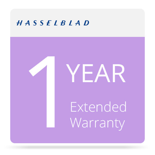 Hasselblad 1-Year Extended Warranty for Flextight X1