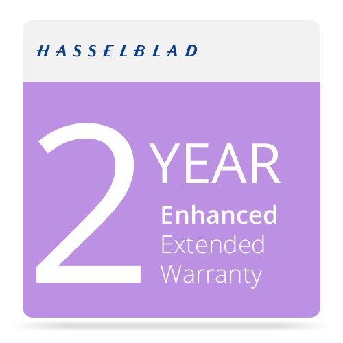 """Hasselblad Two (2) Year Extended """"Enhanced""""  Warranty for the X1 and 646 Flextight Scanners"""