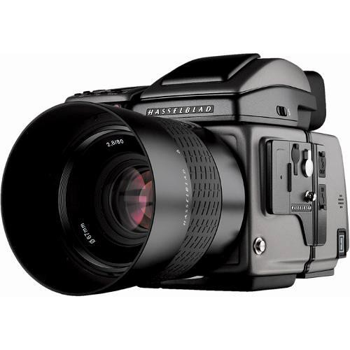 Hasselblad H3DII-39MS SLR Digital Camera Kit with 80mm Lens