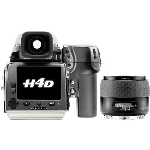 Hasselblad H4D-31 Medium Format DSLR Camera with 80mm f/2.8 HC Lens