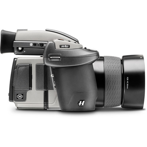 Hasselblad H4D-50 Medium Format DSLR Camera with HC 80mm f/2.8 Lens