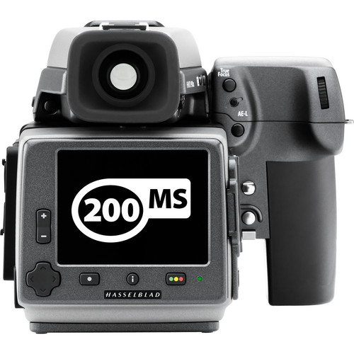 Hasselblad H4D-200MS Medium Format DSLR Camera