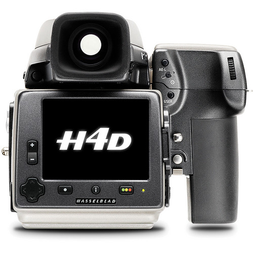 Hasselblad H4D-50MS Medium Format DSLR Camera