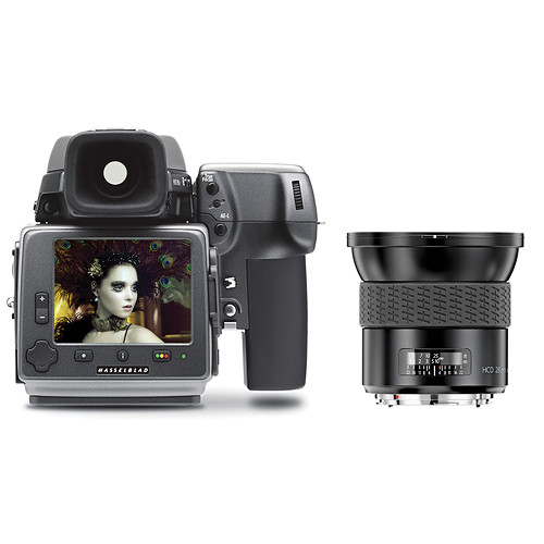 Hasselblad H4D-31 Medium Format DSLR Camera with HCD 28mm f/4.0 AF Lens Kit