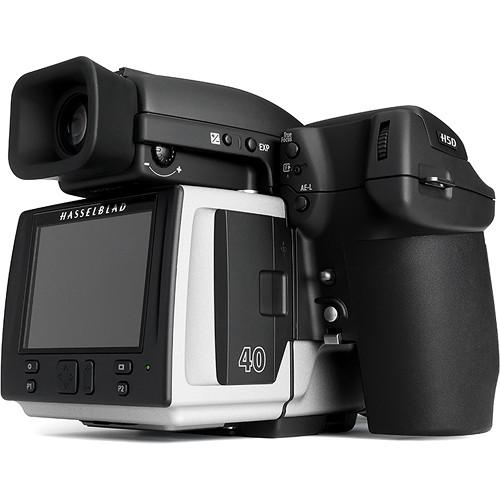 Hasselblad H5D-40 Medium Format DSLR Camera