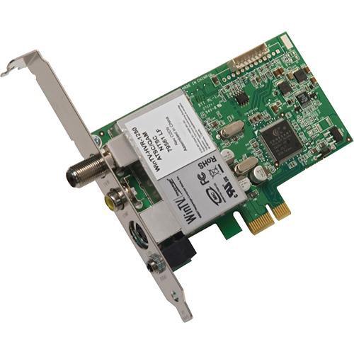 Hauppauge WinTV-HVR-1250 PCI Express TV Tuner for Windows (White Box)