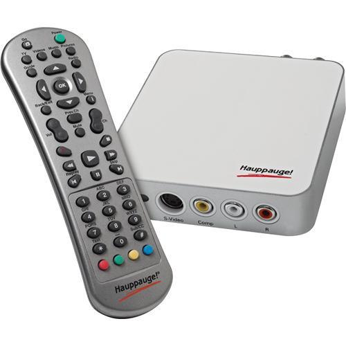 Hauppauge WinTV-HVR-1950 External USB 2.0 TV Tuner