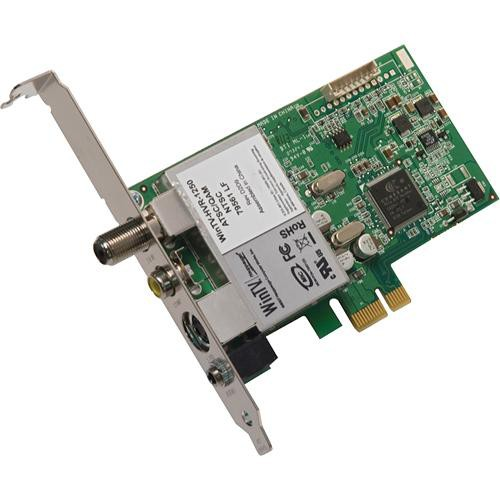 Hauppauge WinTV-HVR-1250 PCI Express TV Tuner for Windows