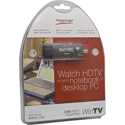 Hauppauge WinTV-HVR-850 USB TV Tuner