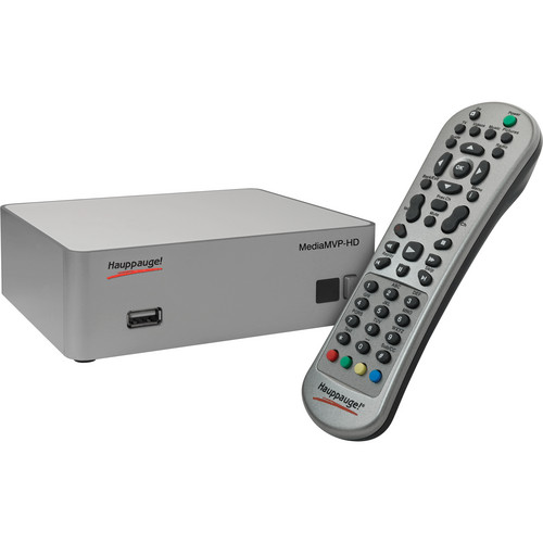Hauppauge MediaMVP-HD Digital Media Player