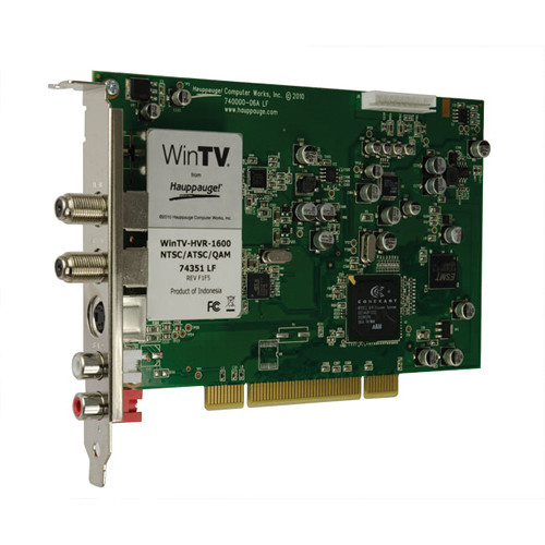 Hauppauge WinTV-HVR-1600 Internal HDTV Card