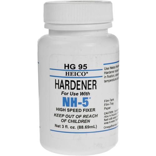Heico Hardener for NH-5 Fixer (Liquid) for Black & White Film & Paper