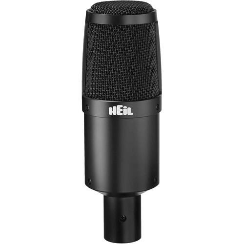 Heil Sound PR 30B Dynamic Cardioid Studio Microphone (Matte Black)