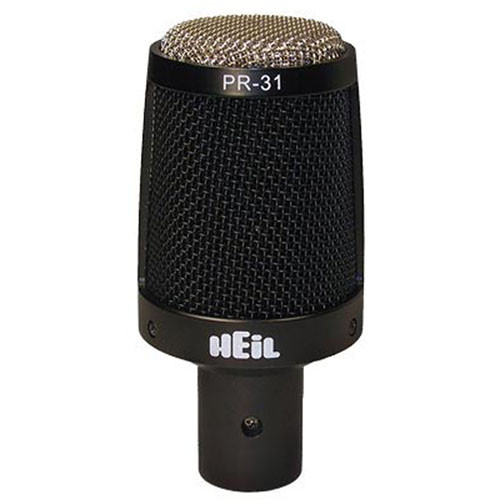 Heil Sound PR 31 BW All-Purpose Microphone