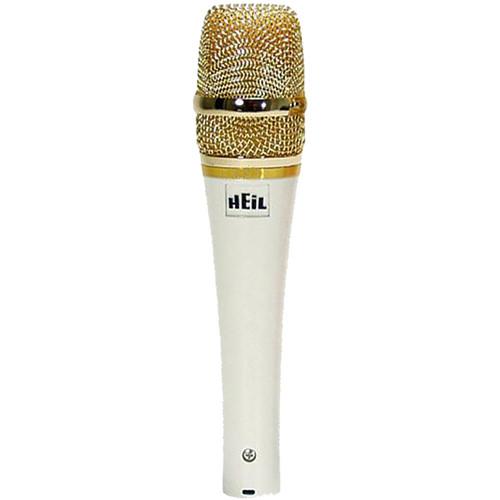 Heil Sound PR 22 Dynamic Cardioid Handheld Microphone (White)