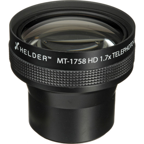 Helder MT-1758 58mm HD 1.7x Telephoto Conversion Lens