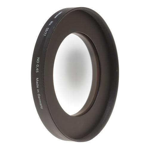 Heliopan 52mm Center ND 3x Glass Filter - 77mm Front Thread