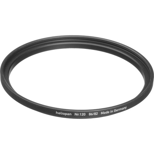 Heliopan 82-86mm Step-Up Ring (#120)