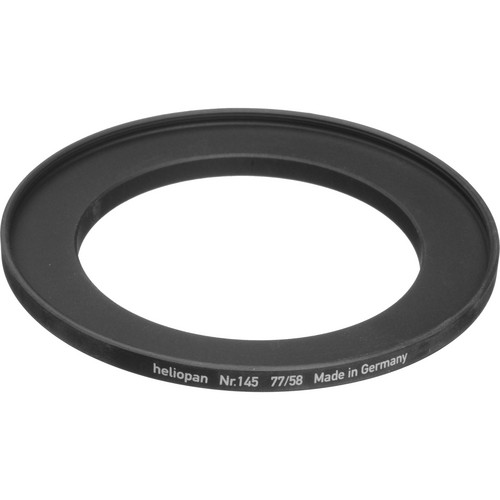 Heliopan 58-77mm Step-Up Ring (#145)