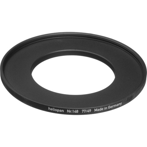 Heliopan 49-77mm Step-Up Ring (#148)