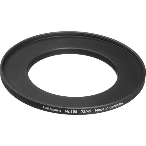 Heliopan 49-72mm Step-Up Ring (#156)