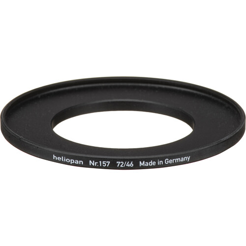 Heliopan 46-72mm Step-Up Ring (#157)
