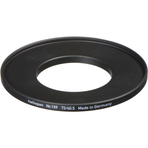 Heliopan 40.5-72mm Step-Up Ring (#159)