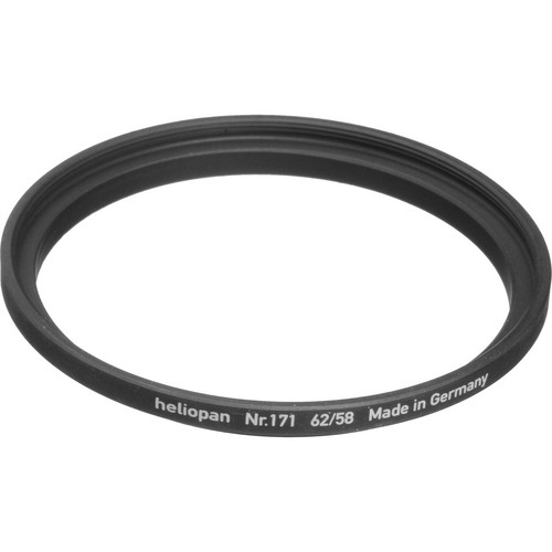 Heliopan 58-62mm Step-Up Ring (#171)