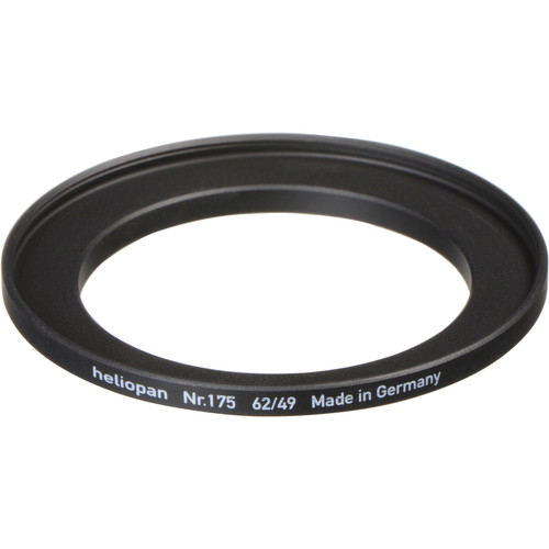 Heliopan 49-62mm Step-Up Ring (#175)