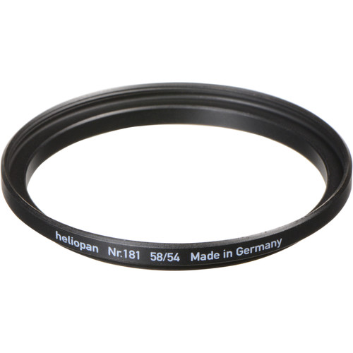 Heliopan 54-58mm Step-Up Ring (#181)