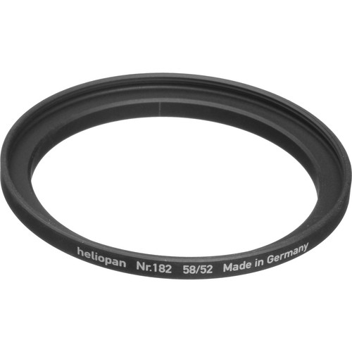 Heliopan 52-58mm Step-Up Ring (#182)