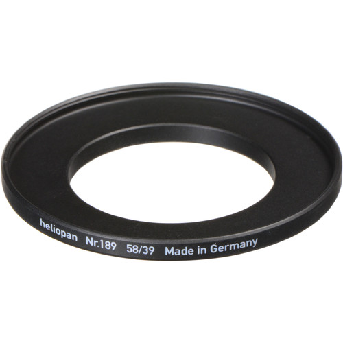 Heliopan 39-58mm Step-Up Ring (#189)