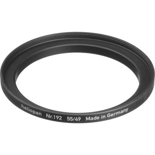 Heliopan 49-55mm Step-Up Ring (#192)