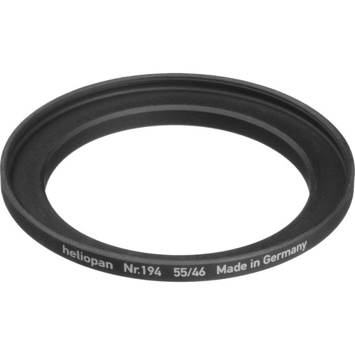 Heliopan 46-55mm Step-Up Ring (#194)