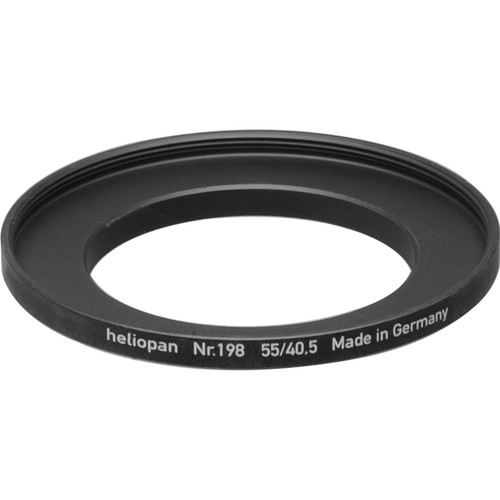 Heliopan 40.5-55mm Step-Up Ring (#198)