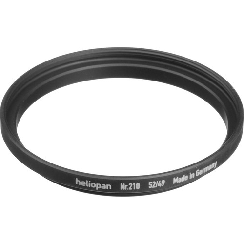 Heliopan 49-52mm Step-Up Ring (#210)