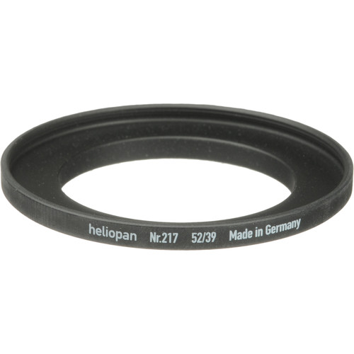 Heliopan 39-52mm Step-Up Ring (#217)