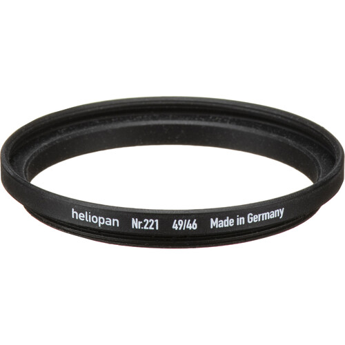 Heliopan 46-49mm Step-Up Ring (#221)