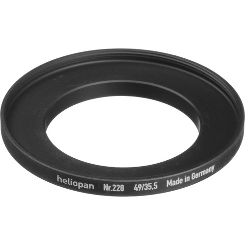 Heliopan 35.5-49mm Step-Up Ring (#228)