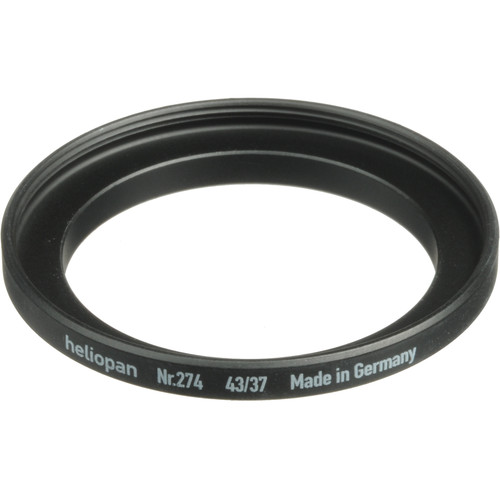 Heliopan 37-43mm Step-Up Ring (#274)