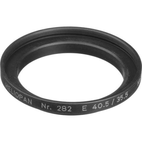 Heliopan 35.5-40.5mm Step-Up Ring (#282)