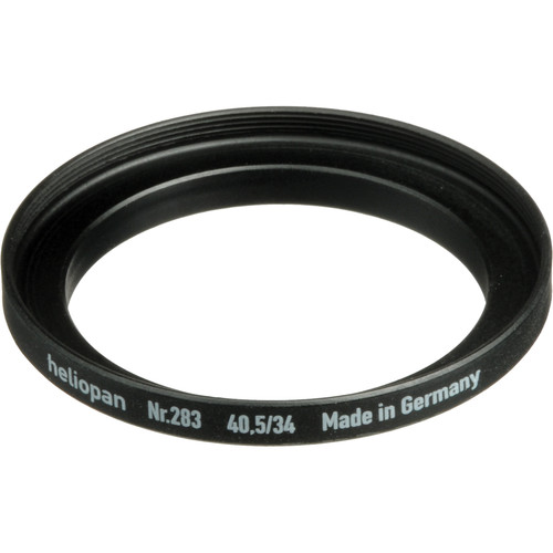 Heliopan 34-40.5mm Step-Up Ring (#283)