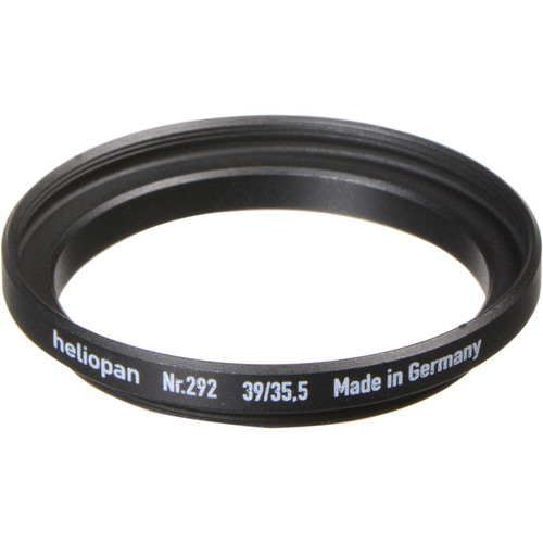 Heliopan 35.5-39mm Step-Up Ring (#292)